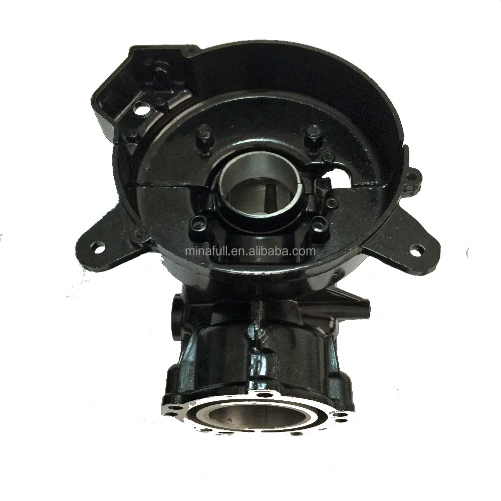 369B01100-2 CYLINDER, Crank Case Assy For Tohatsu,Nissan , Mercury Outboard 5HP Engine Motor Parts