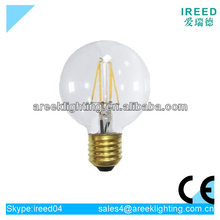 E27 IC driver dimmable AC85-265v 3.6w led filament bulb led bulb