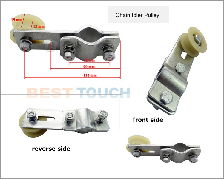 60cc 66cc 80cc Engine Motorized Bicycle Pulley Chain Tensioner Roller Idler