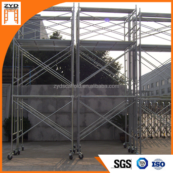 Good Price Ladder frames scaffolding