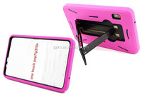 For Alcatel one touch pop 7 heavy duty and defender case with stand holder