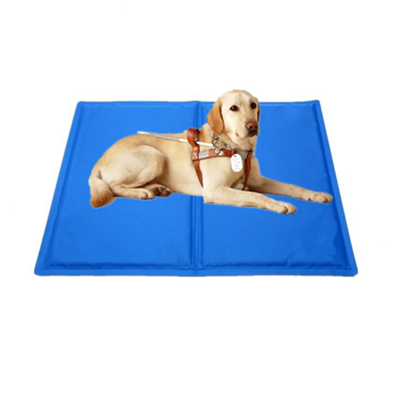 New Inventions 2016 Pet Cooling Gel Pad Dog Canine Mat Cat Cooling Pads