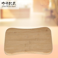 Premium Natural Unique Design Bamboo Chopping Block For Chopping Brie Cheese