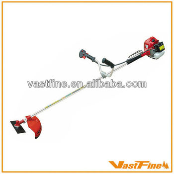 Professional gasoline brush cutter/grass trimmer 52cc 2.2KW VFCG520B