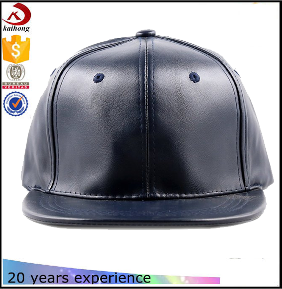 wholesale donald trump leather snapback hats custom single
