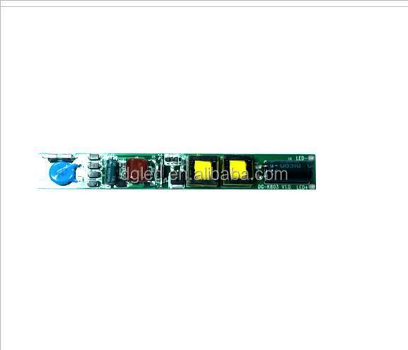 low price output voltage 30-42V 25w 300-370MA T8 zhongshan led drivers from china factory