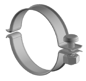 Adaptable Beam Clamp Channel fitting and channel accessories