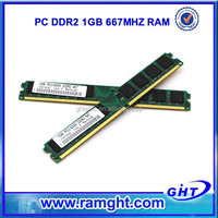Best selling 64mbx8 667mhz 1gb ddr2 ram price, graphics card ddr2 1gb, ddr2 1gb
