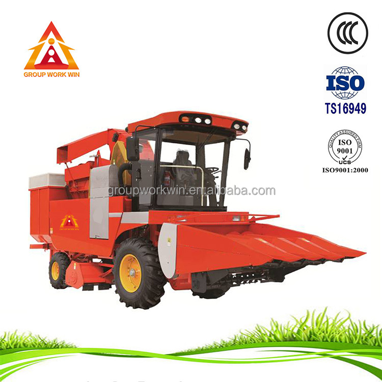 Chineae factory price of rice harvester