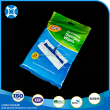 Multi-purpose Viscose Polyester Household Wet Floor Wipes