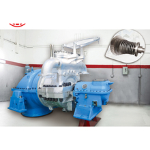 CITIC 100KW Steam Turbine Price for Alternative Energy Generators