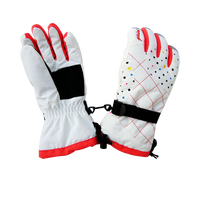 Customized durable bike glove for women