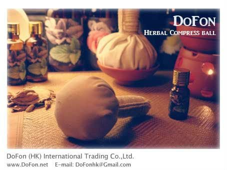 DoFon Herbal Compress ball