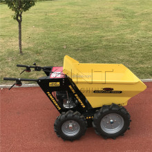 hand truck muck truck mini tractor mini dumper china powered wheelbarrows for sale CE model - BY250