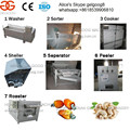 Automatic Whole set Cashew processing machine Cashew nut machine price