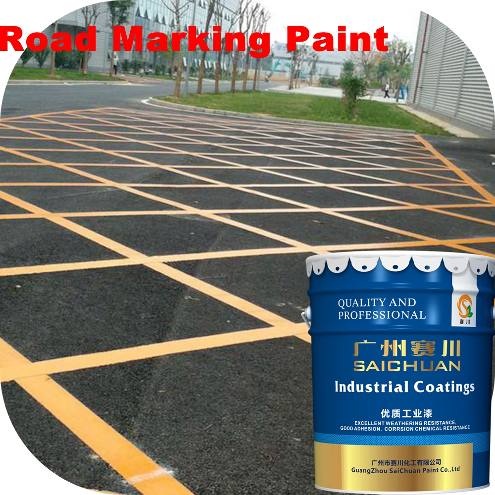 Factory supply reflective road marking paint and coating made in china
