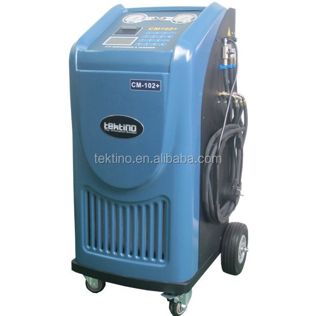 Flushing machine, CM-102+ auto transmission cleaning machine