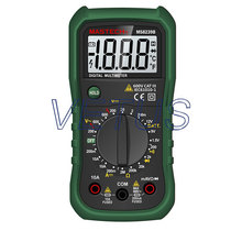 Pocket type digital multimeter / diode test and on-off test / with buzzer conductivity detection MASTECH MS8239B