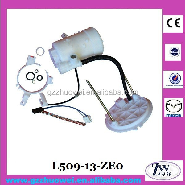 New Model 2009 Mazda 6 Fuel Filter In Tank Gasoline Filter for Mazda 6 GH 2.0 2.5 L509-13-ZE0