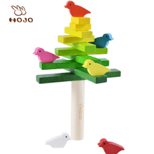factory suppliers selling DIY wooden self assembly bird kids educational toys