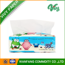Top Quality Competitive Price Vivy Facial Tissue