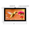 7inch Q88 Allwinner A23 Dual core Android 4.1 cheapest tablet pc Q88 classic tablet pc