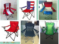 Cheap folding chiar /beach chair/ fish chair/moon chair made in China