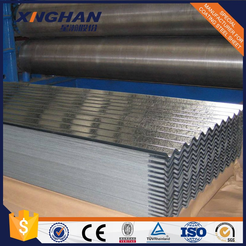 High Quality Galvanized Corrugated Roofing Sheet Price Per Piece Zinc Corrugated Roofing Sheet
