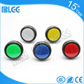 12v led round push button for game accessory