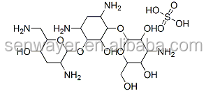 Chemical Stocks Tobramycin Sulphat CAS 79645-27-5