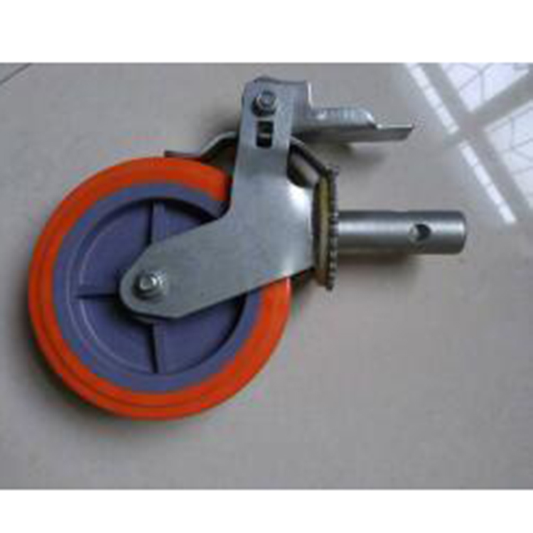 ball bearing industrial scaffold caster wheel