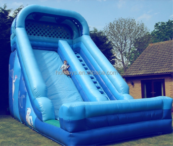 HOLA fast inflatable slide for kids