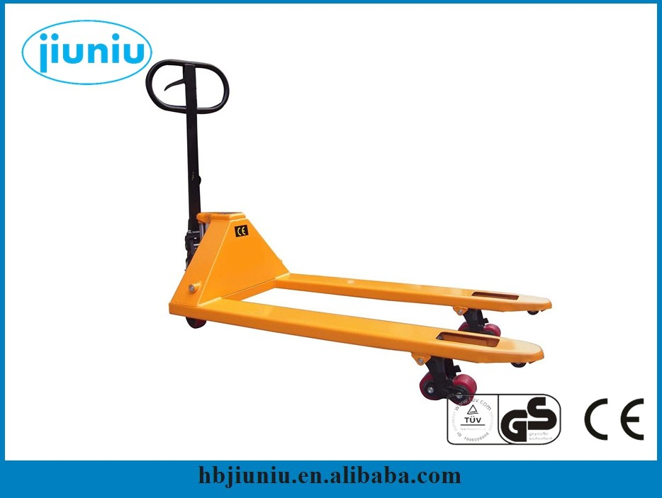 Premium Steel Weigh Scale Pallet Lifting Trucks