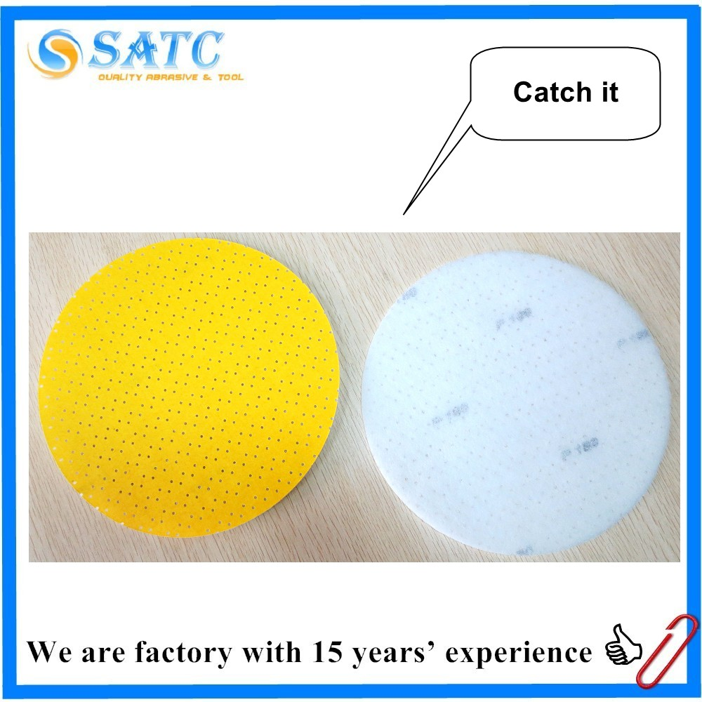 225mm sanding abrasive disc, drywall sander with vacuum