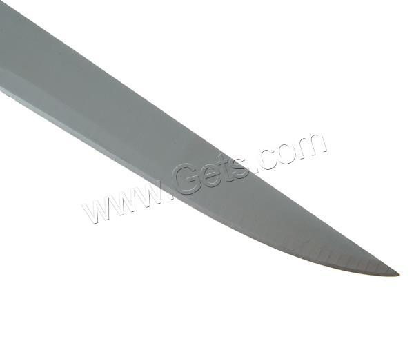 Gets.com stainless steel knife handle making material