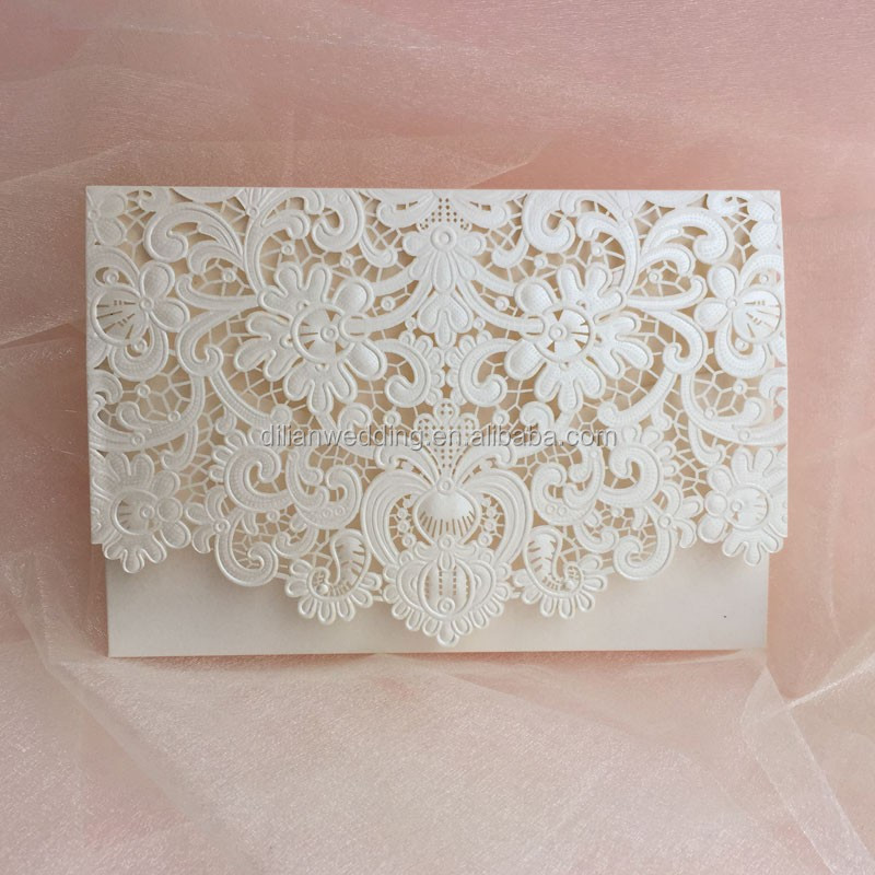 Hot Sale Laser Cut Wedding Invitation Card 2015, View wedding ...