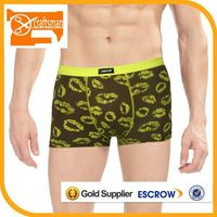 Solid Color Boxer and Briefs Underwear Made For Adult Mens