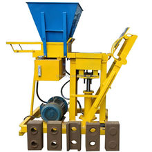100% Quality Guaranteed red soil manual clay brick making machine price in india