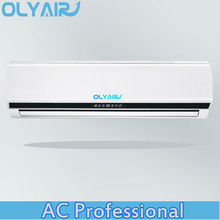 super general split air conditioner r410a remote control 60hz cooling only