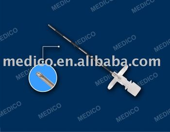 Epidural puneture needle