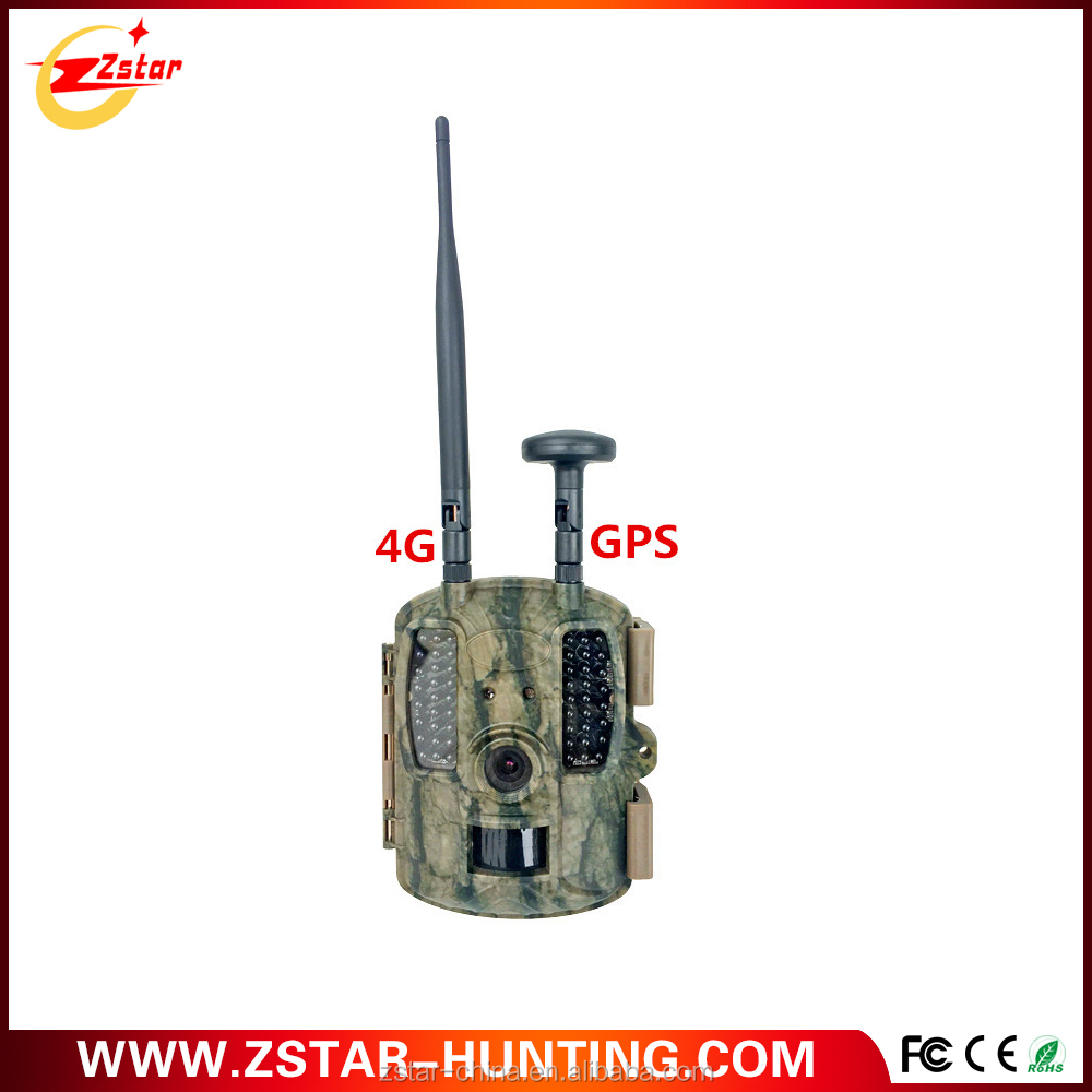 2017 newest 4G FDD-LTE Hunting Camera BL480L-P support GPS function