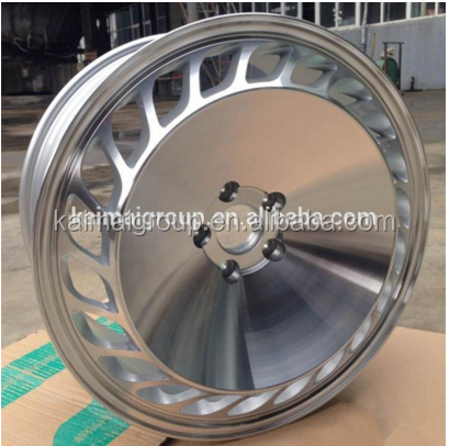 20x8.5 car aluminum alloy wheel rim for auto car 5x100