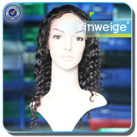 Yinweige hair lace wig Brazilian remy hair full lace wig wigs london