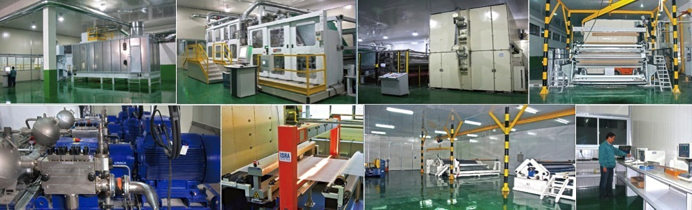 Kunshan eco friendly product melt blown towel factory in China