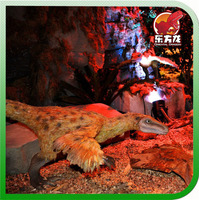 High quality animatronic dinosaur for exhibit