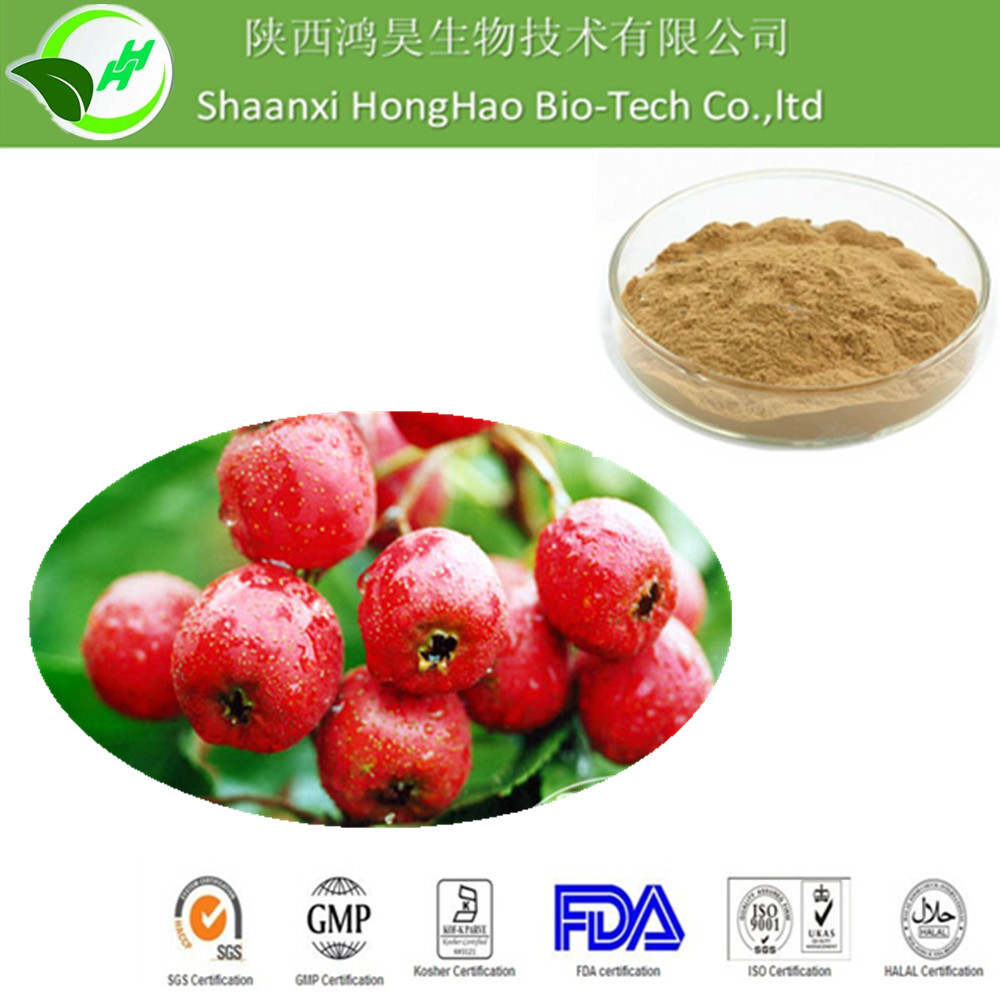 Hawthorn Berry Extract for anti-tumor cancer