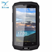 AGM A8 mini 4G LTE Smartphone RAM 1GB ROM 8GB IP68 Waterproof 4.0 inch Android 5.1 Quad Core Dual SIM OTG NFC GPS Mobile Phone