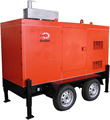 25-2000kva Mobile wheel-mounted generator set (trailer-mounted)