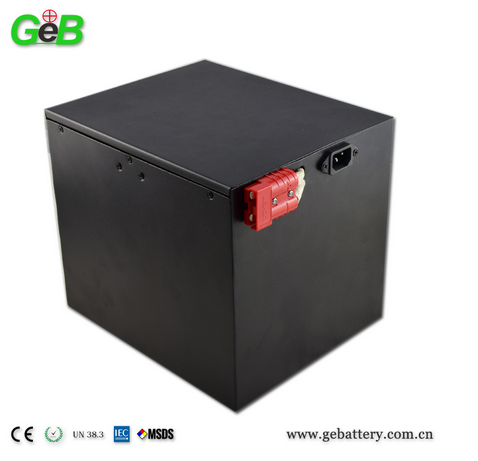 GEB 60V20Ah LiFePO4 battery pack for electric vehicle