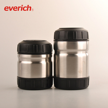 Big Volume 1000ml Double Wall Stainless Steel Vacuum Insulated Food Jar
